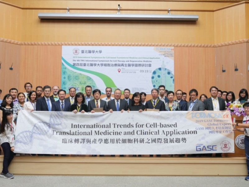 The New Chapter of Stem Cell Research in Taiwan: A Progressive Academia, Research and Industry Developments of Cell-based Translational Medicine and Clinical Application