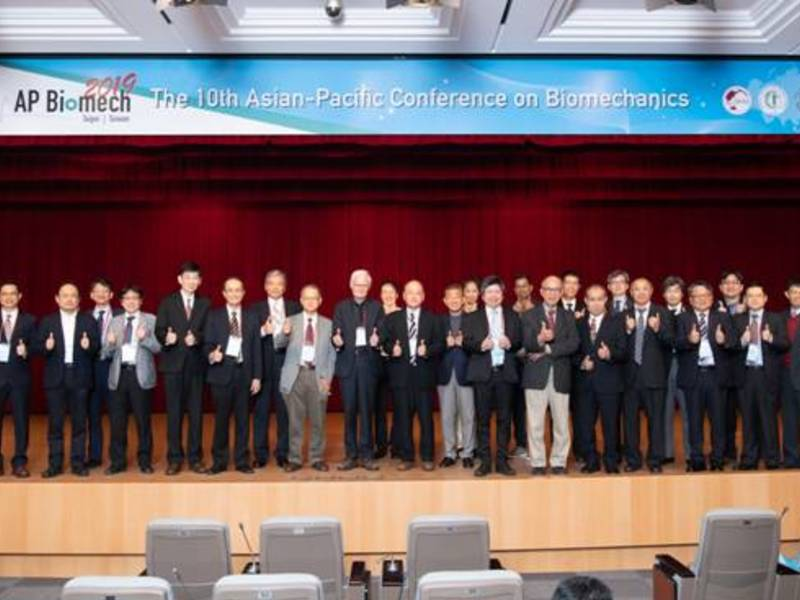 Asian-Pacific Conference on Biomechanics 2019
