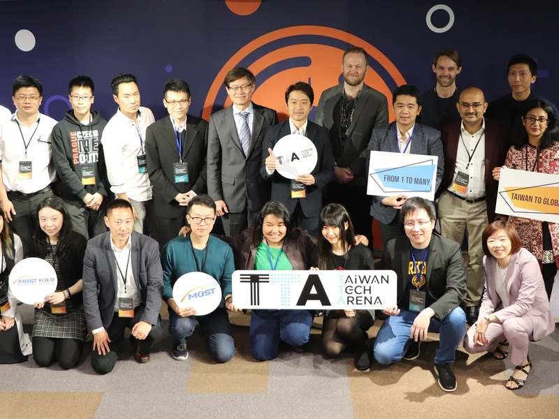 TTA and Singularity University Hold the 2019 APAC Global Impact Challenge Final Pitch Event in Taiwan