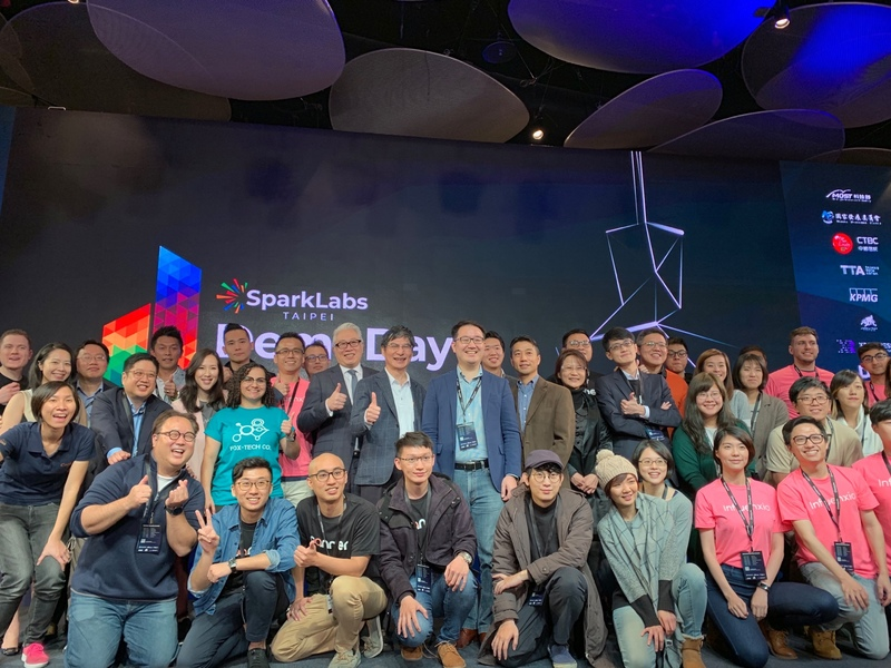 TTA's Partner – SparkLabs Taipei Holds DemoDay1
