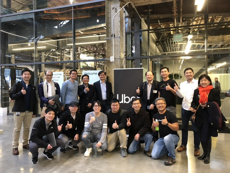 Uber Taiwan Becomes a TTA Corporate Partner