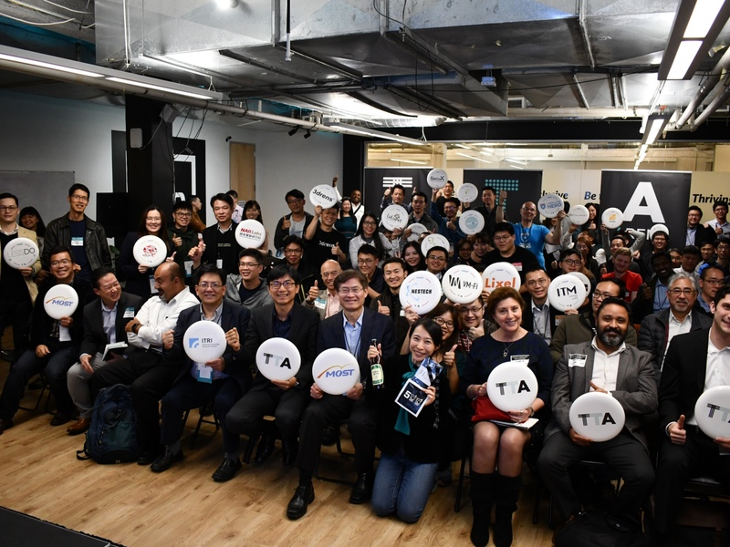 Taiwan Tech Arena Delegation of Startups Attracts Global VCs in Silicon Valley