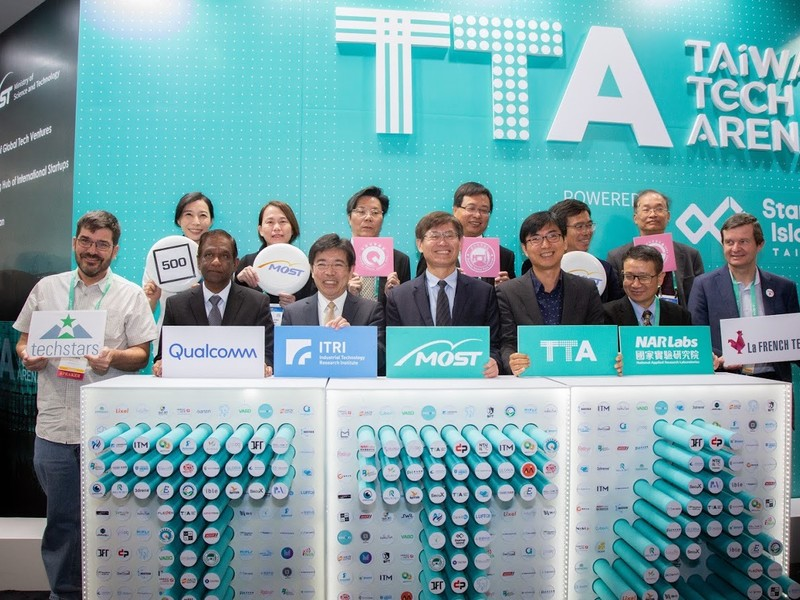82 startups from Taiwan Tech Arena win 13 Innovation Awards at Eureka Park CES 2020