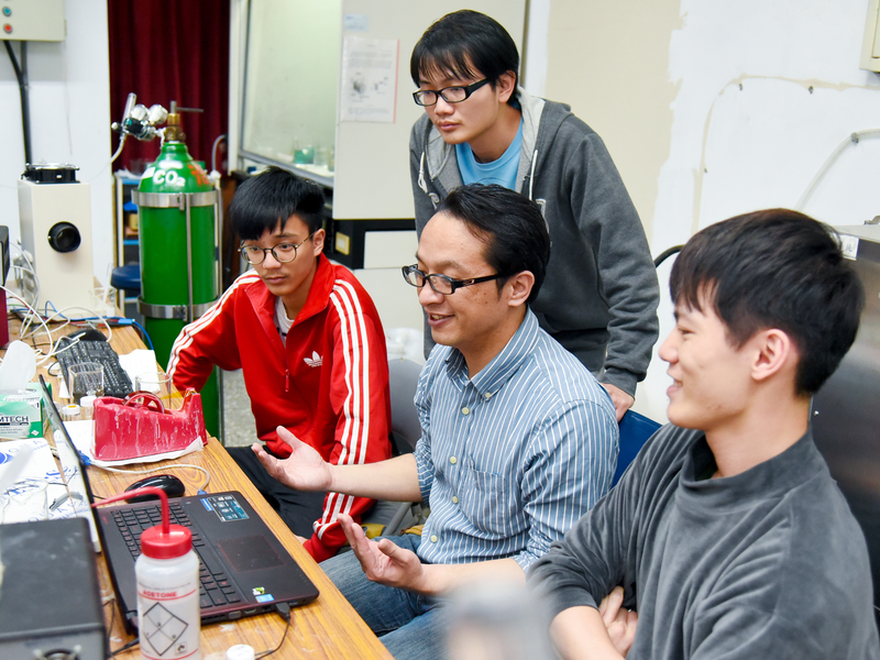 A Great Leap Forward in Fuel Cell Technology Made at Taiwan's NTHU