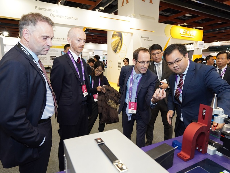 """Ministry of Science and Technology Creates """"Taiwan Innotech Expo – Future Tech,"""" a Cross-Agency Endeavor"""