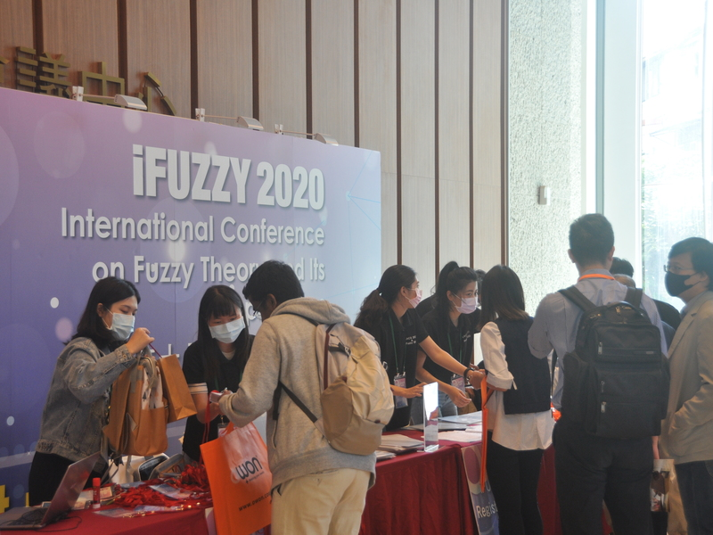 2020 International Conference on Fuzzy Theory and Its Applications Held in NCTU