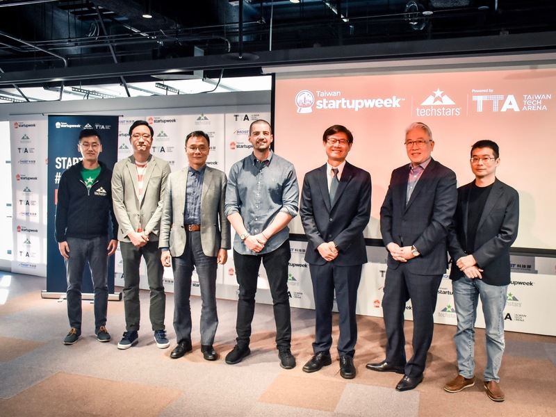 Taiwan Tech Arena Works with Techstars to Host First Startup Week Event in East Asia