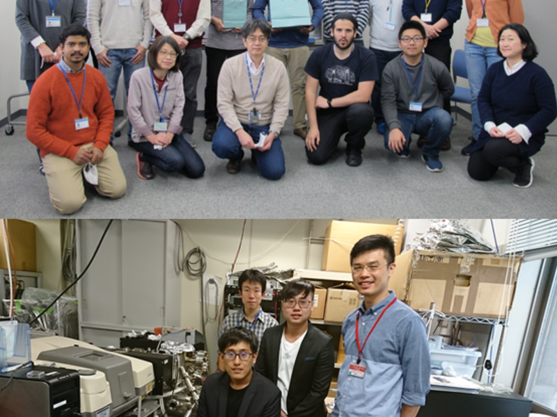 Taiwan & Japan collaborate on research breakthroughs- Investigate Photoinduced Carrier Transfer in Exciton-Polariton Coupling System between NYCU and NIMS